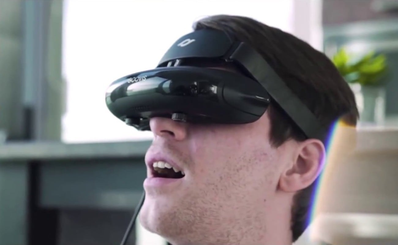 GOOVIS Portable VR Theater Headset