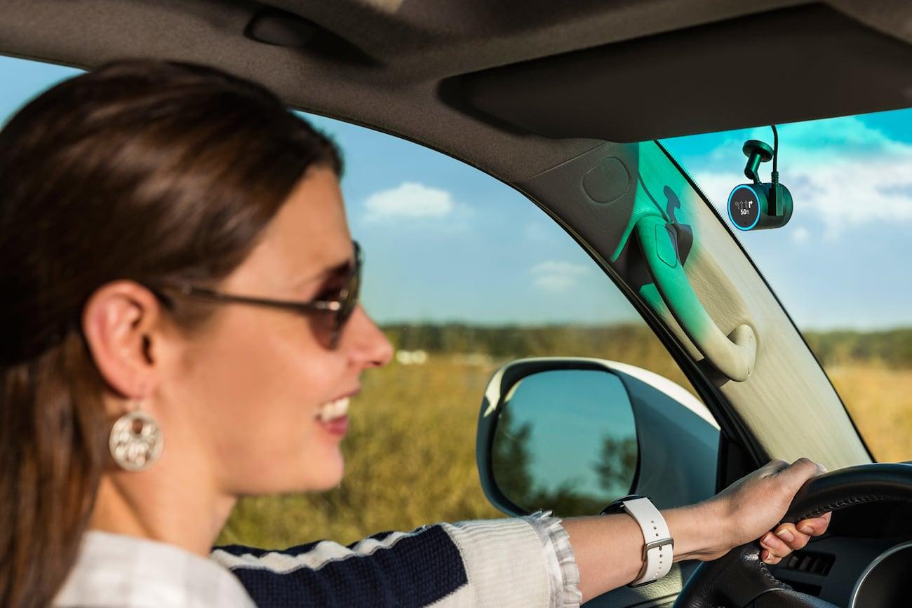 Garmin Speak Plus Alexa Dashboard Camera