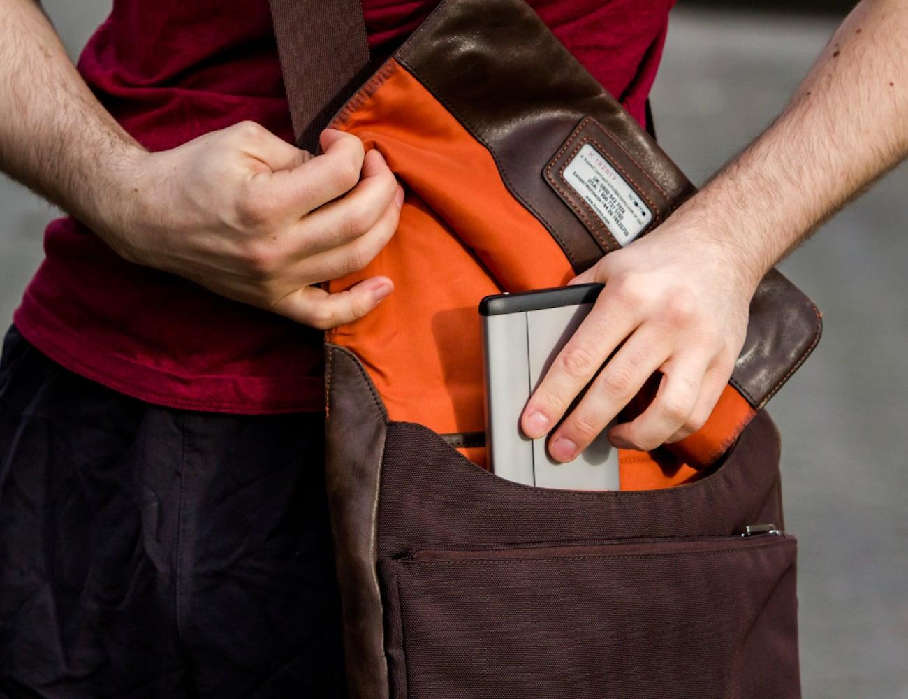 Gemini PDA Keyboard Mobile Device