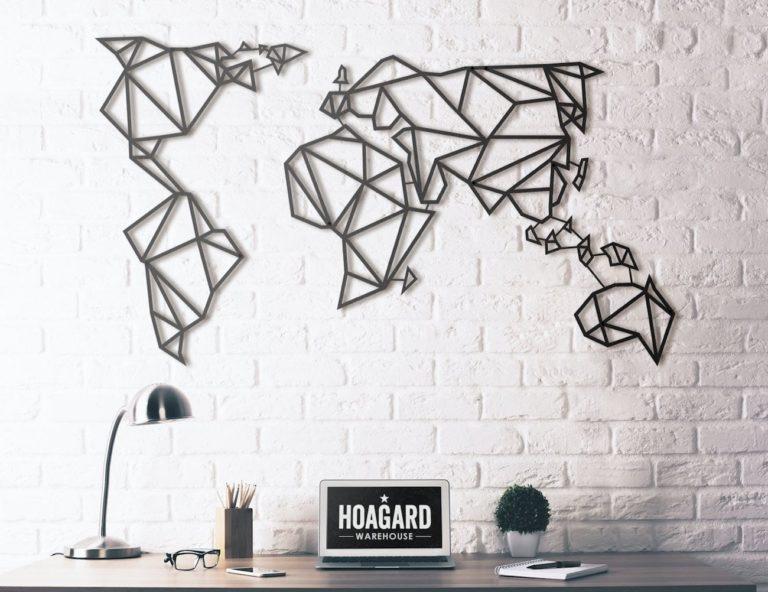 Hoagard+Metal+World+Map