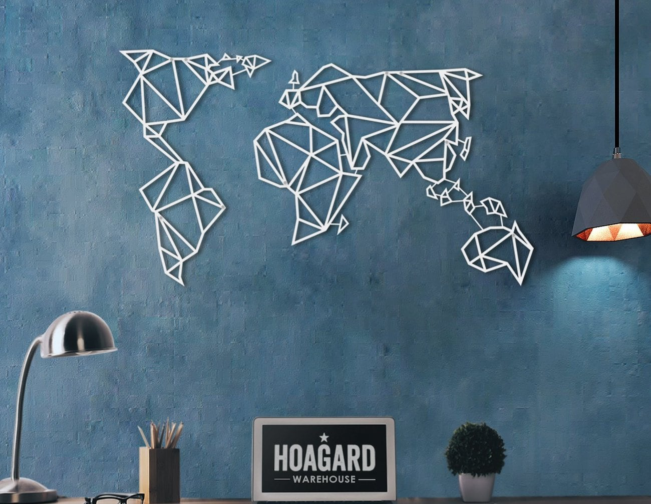 Hoagard metal world map gadget flow hoagard metal world map gumiabroncs Images