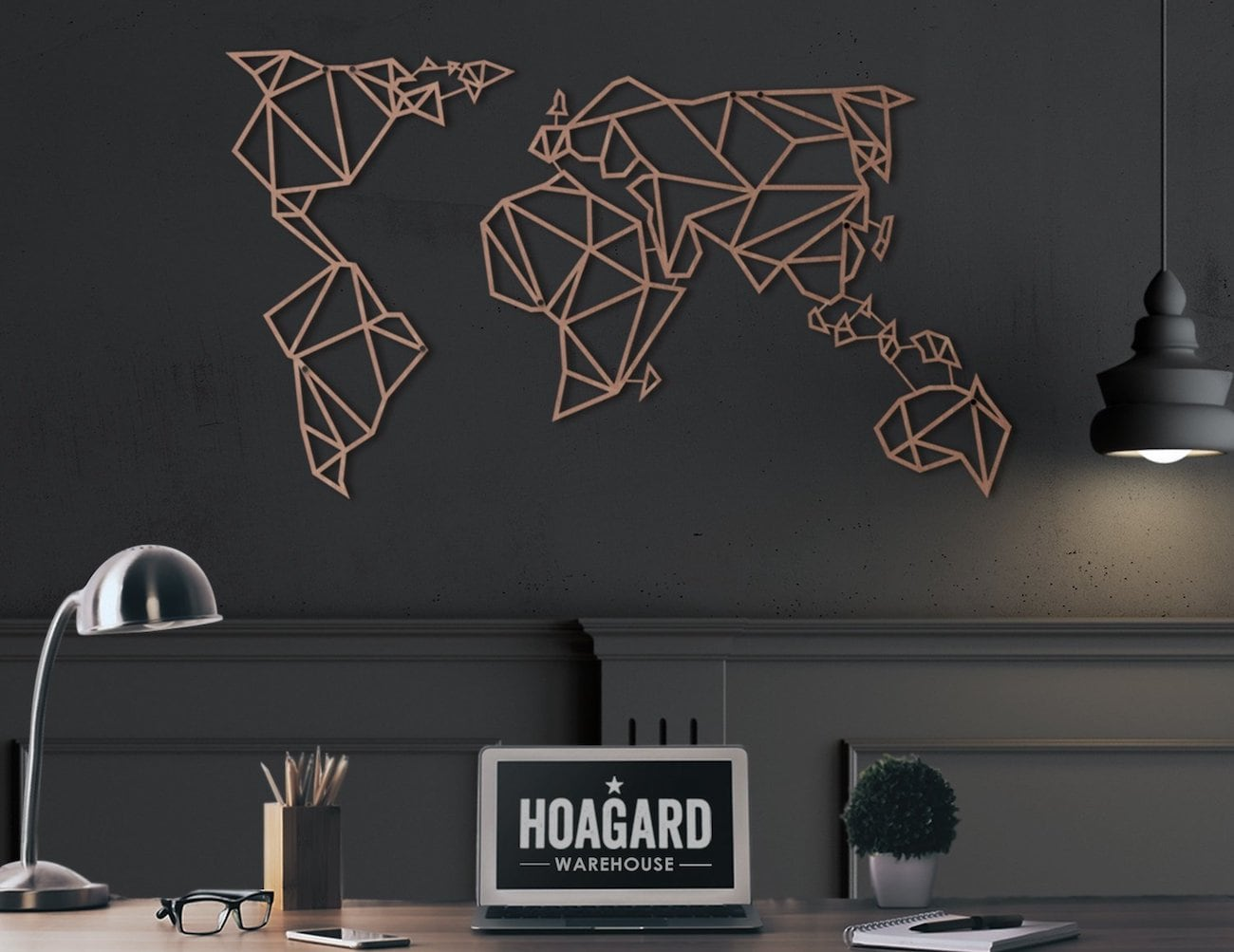 Hoagard metal world map gadget flow hoagard metal world map gumiabroncs Choice Image