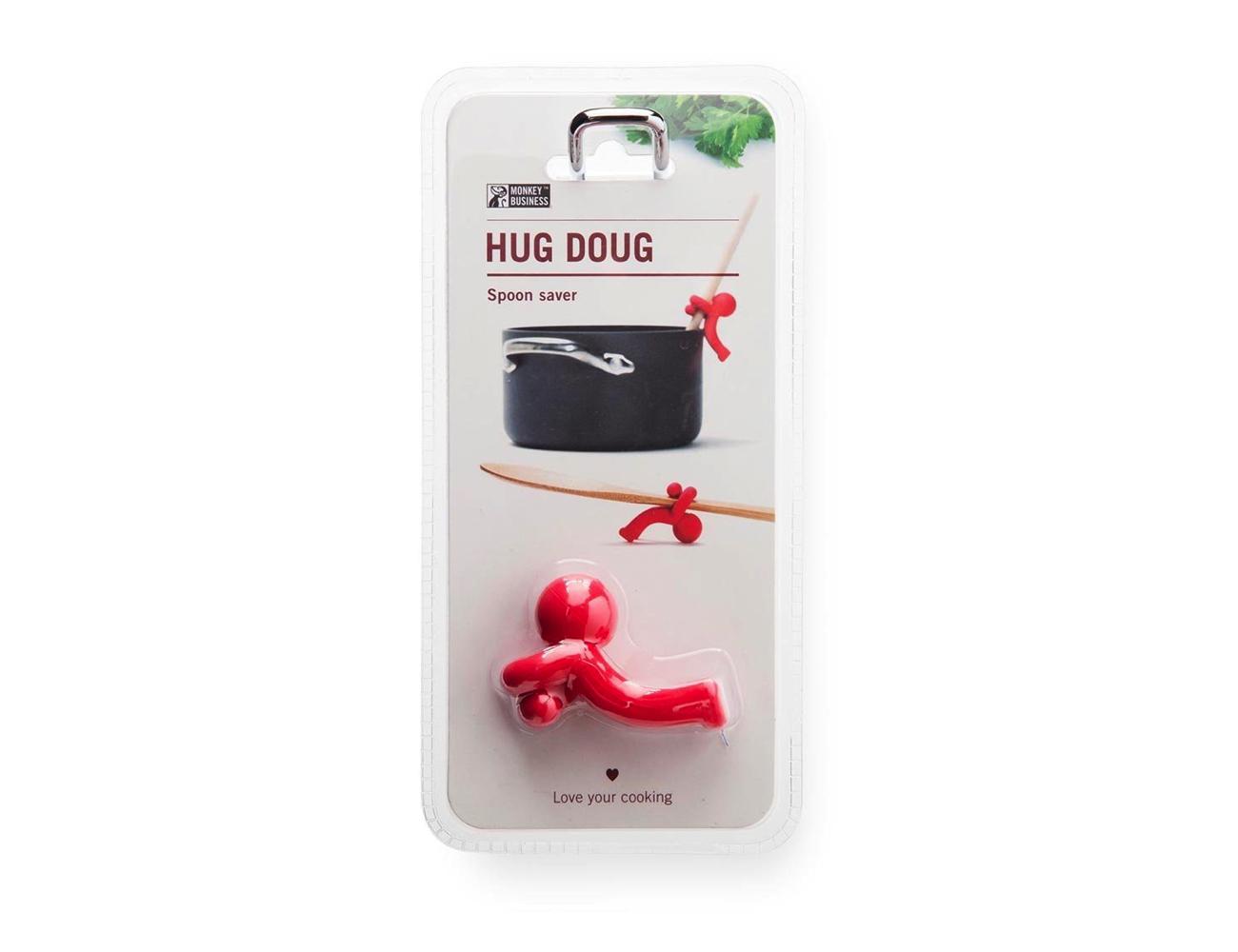 Hug Doug Silicone Spoon Saver
