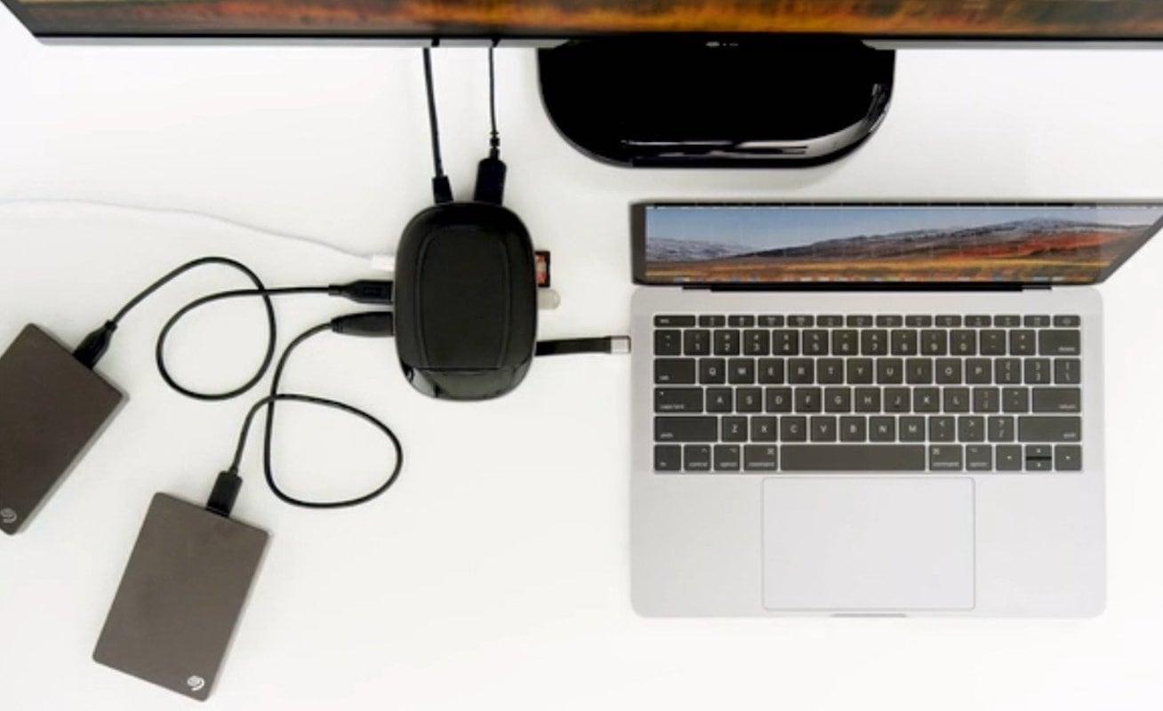 HyperDrive 8-in-1 USB-C Charging Hub