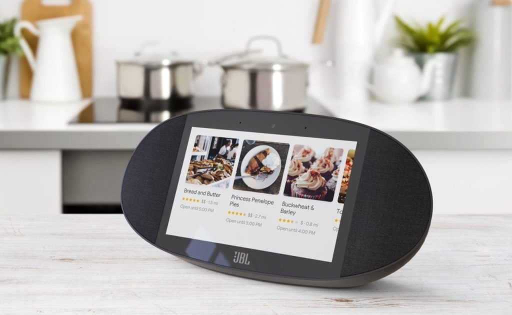 JBL+Link+View+Google+Assistant+Display
