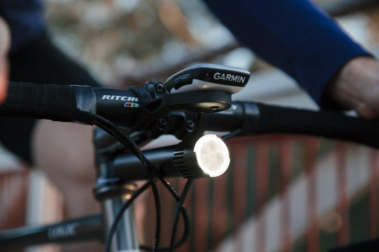 Knog PWR Battery Bike Light