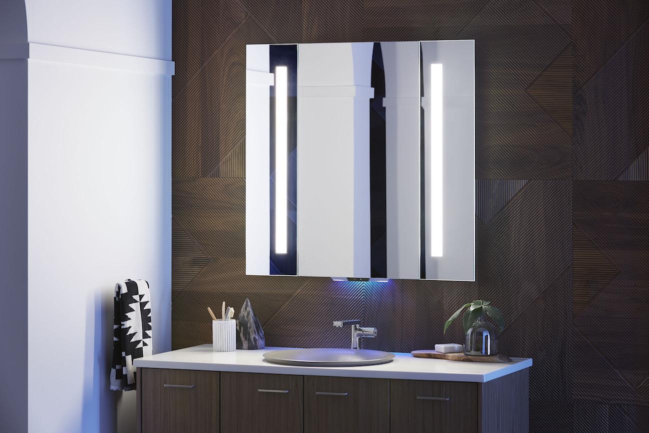 Kohler Verdera Voice Lighted Smart Mirror