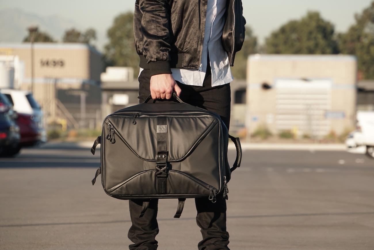 LOOPBAG Premium Carry-On Bag