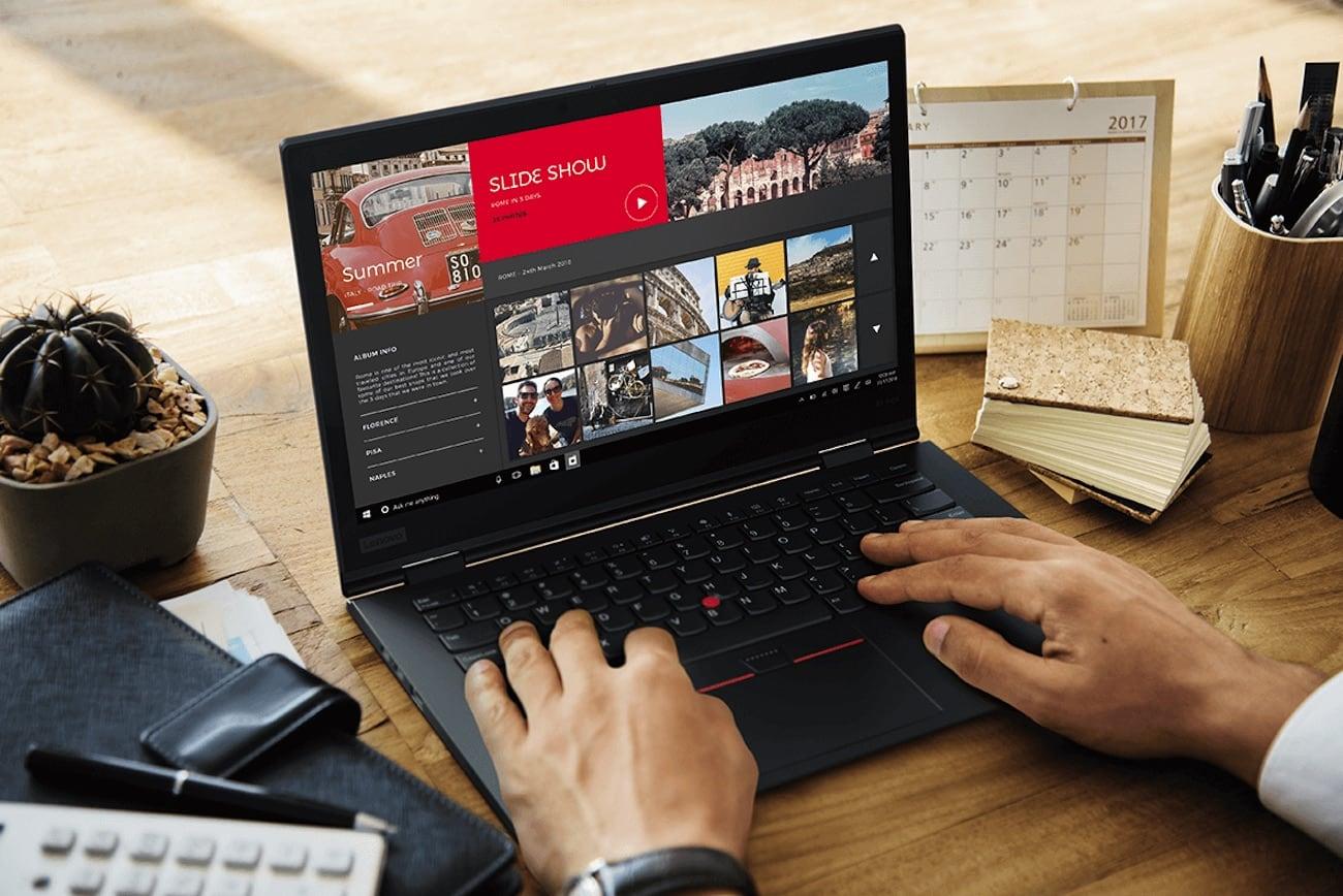 Lenovo ThinkPad X1 Yoga Convertible Laptop