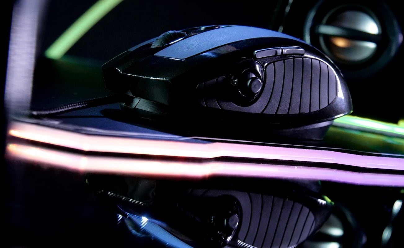 Lexip All-in-One Gaming Mouse