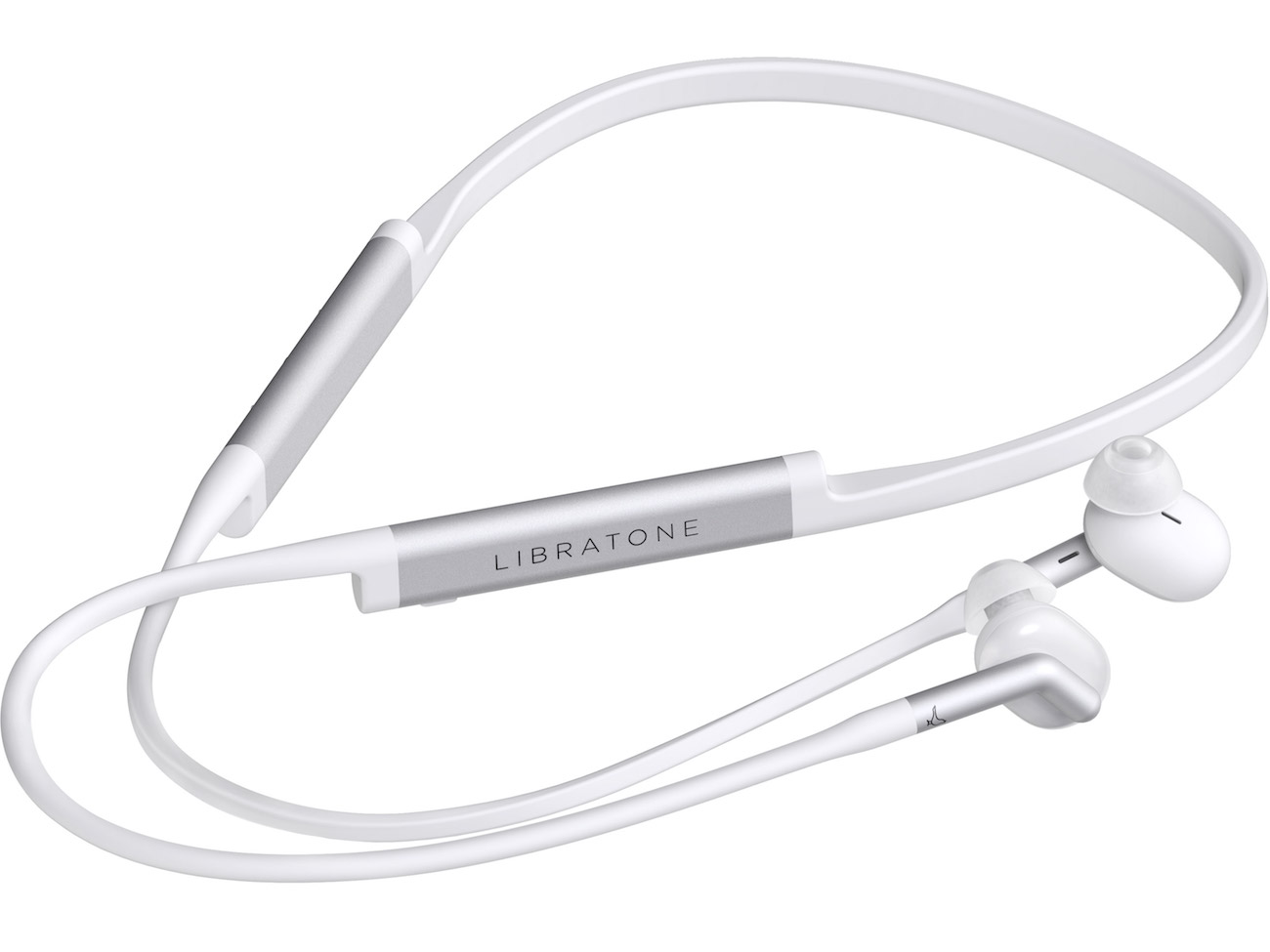 Libratone TRACK+ Wireless Noise-Canceling Earbuds