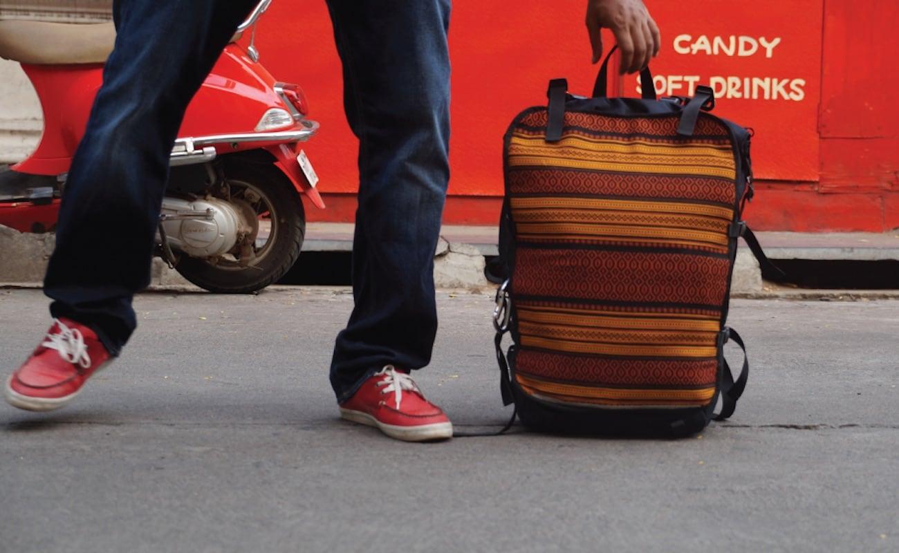 Liger01 Robust Modular Backpack