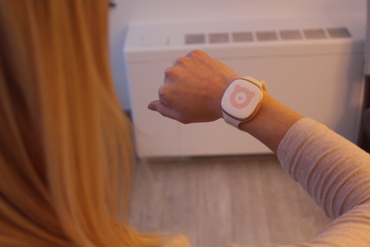 Lovey's Smart Baby Monitor