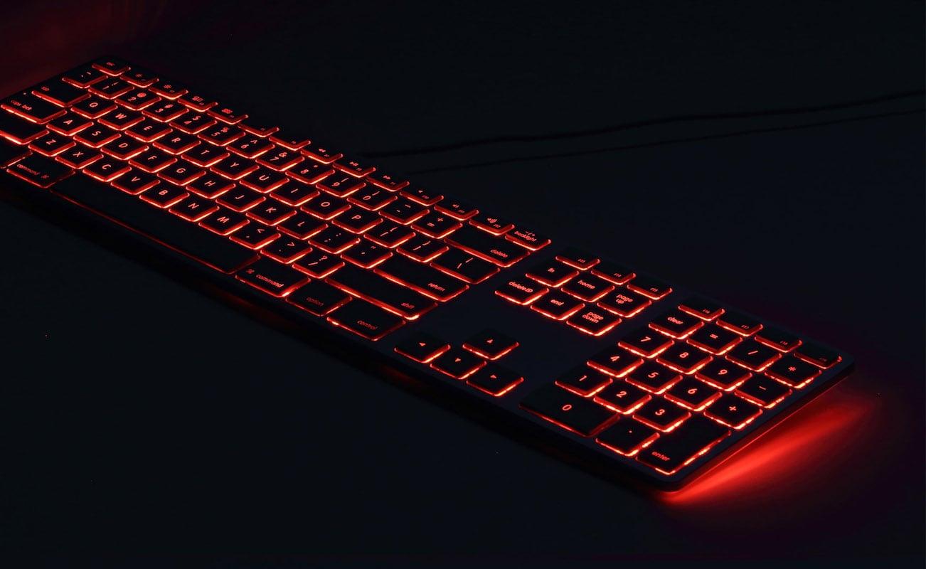 Matias RGB Wired Keyboard