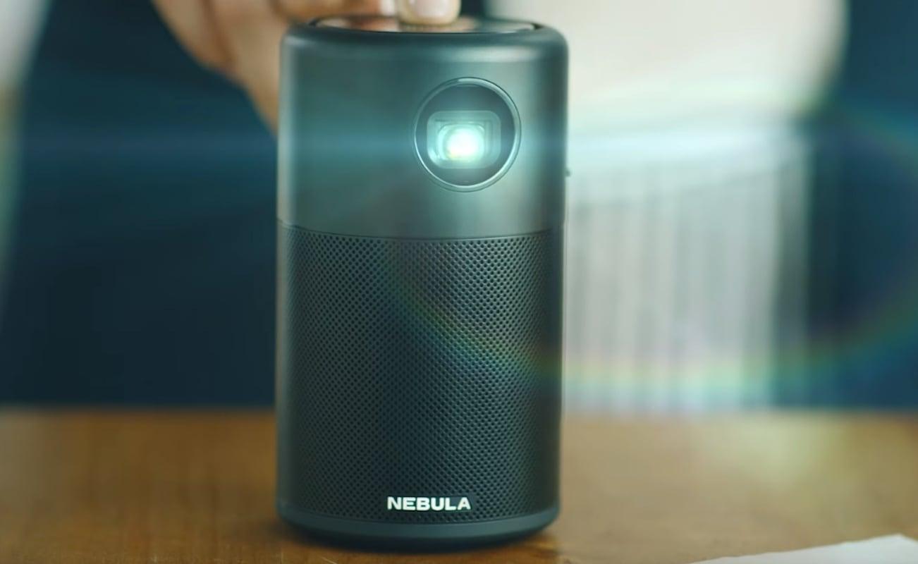 Nebula Capsule Pocket-Sized Cinema