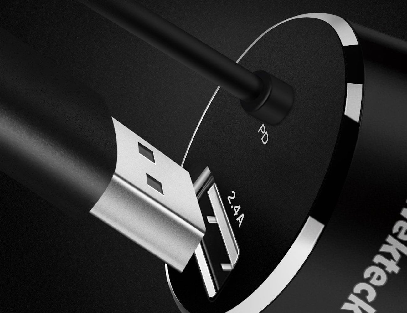 Nekteck USB-IF Certified Car Charger