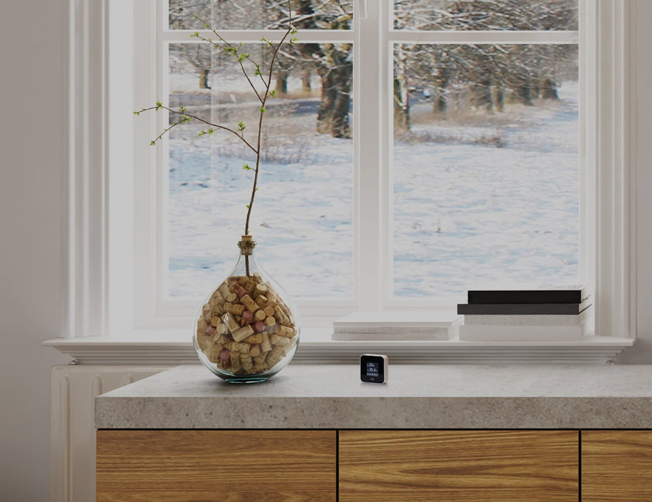 New Eve Room Smart Home Sensor by Elgato