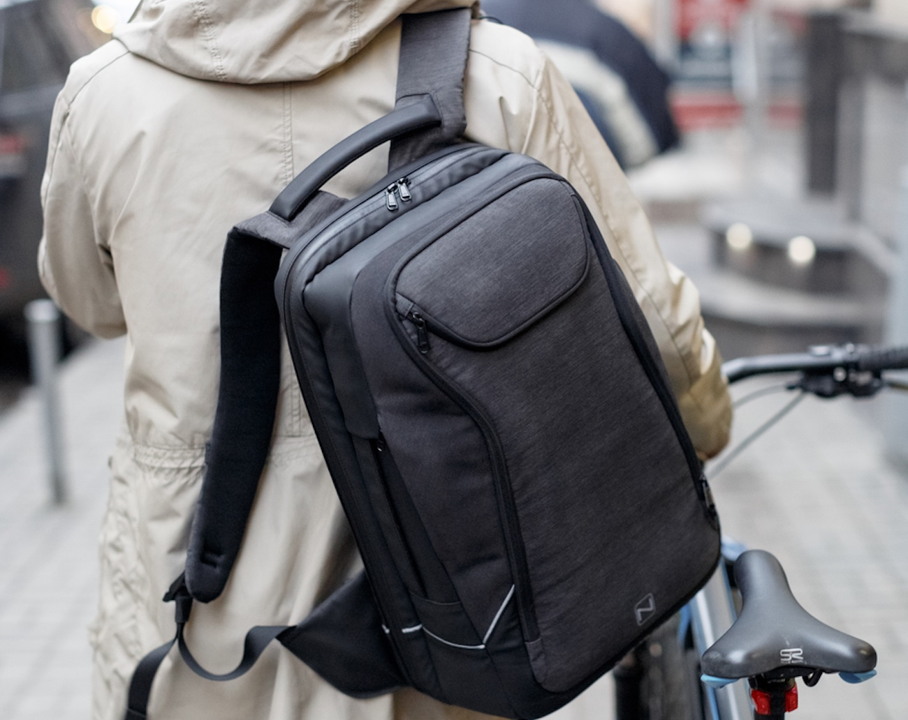 Neweex Multifunctional Compact Backpack