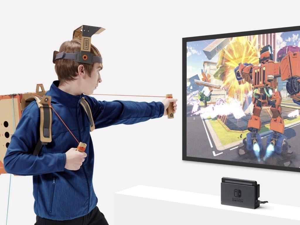 Nintendo+Labo+DIY+Cardboard+Accessories