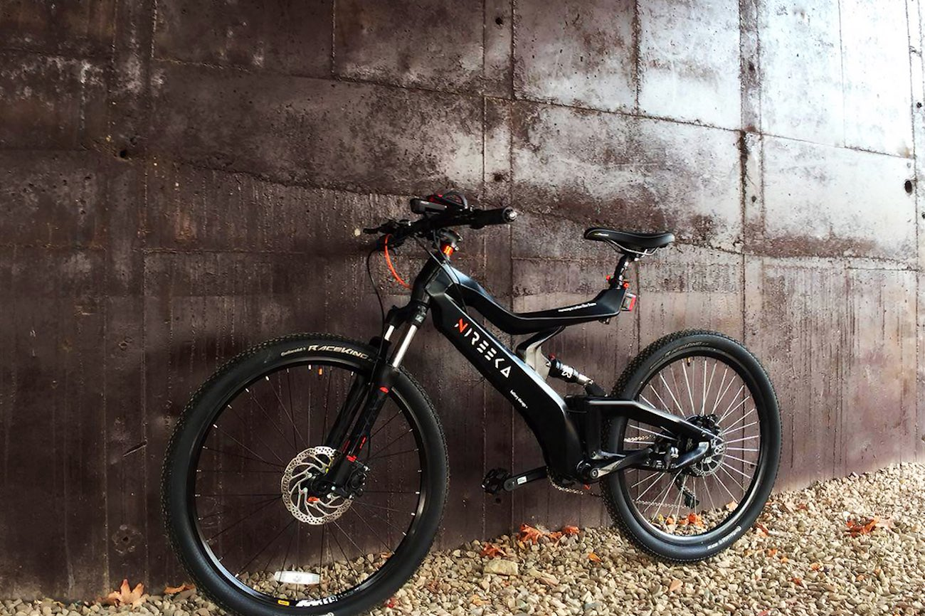 Nireeka Ultralight Smart eBike