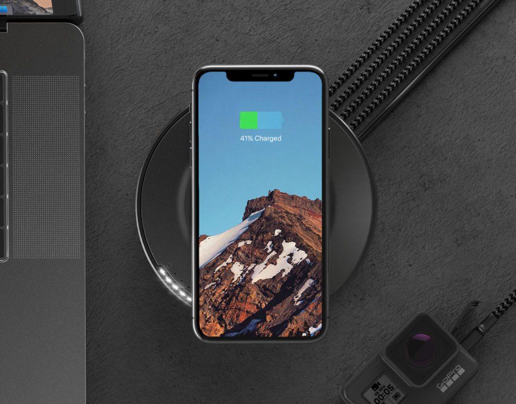 Nomad+Wireless+Charging+Hub