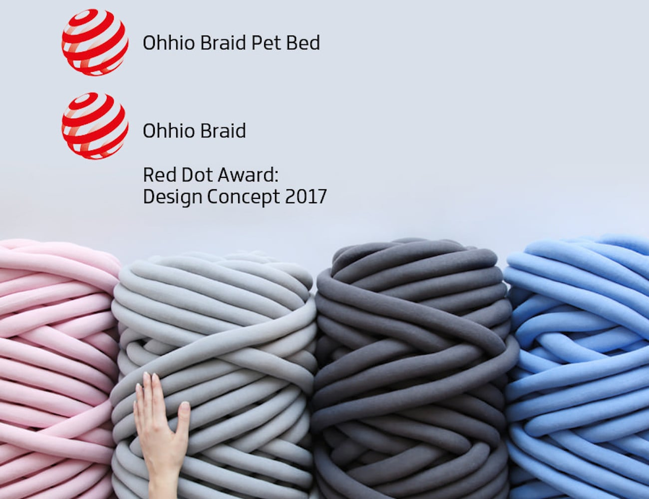Ohhio Braid Pet Mat