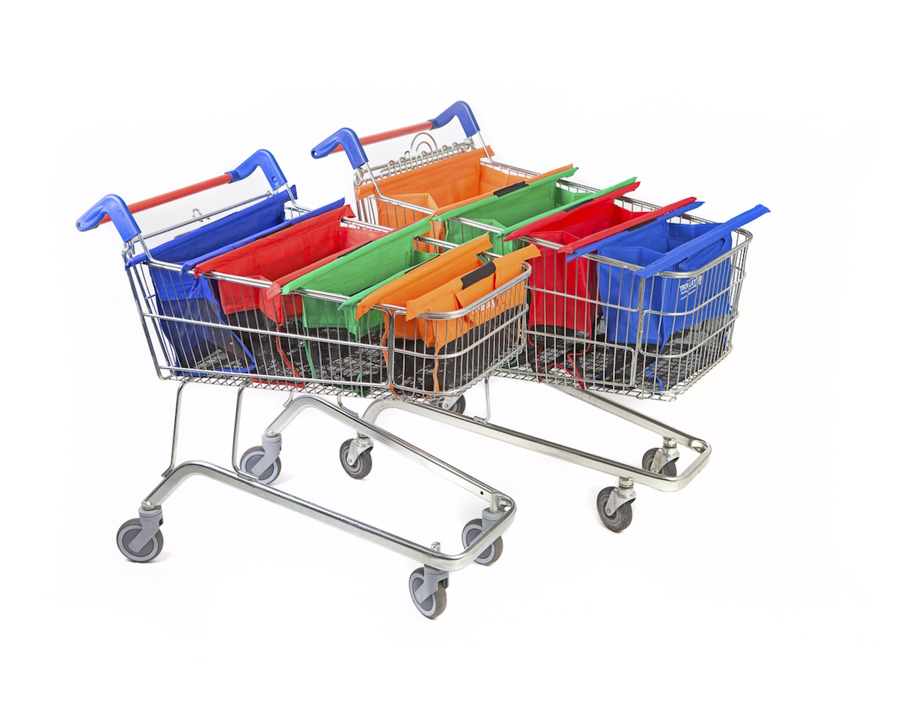 Trolley Bags Reusable Shopping Bag System