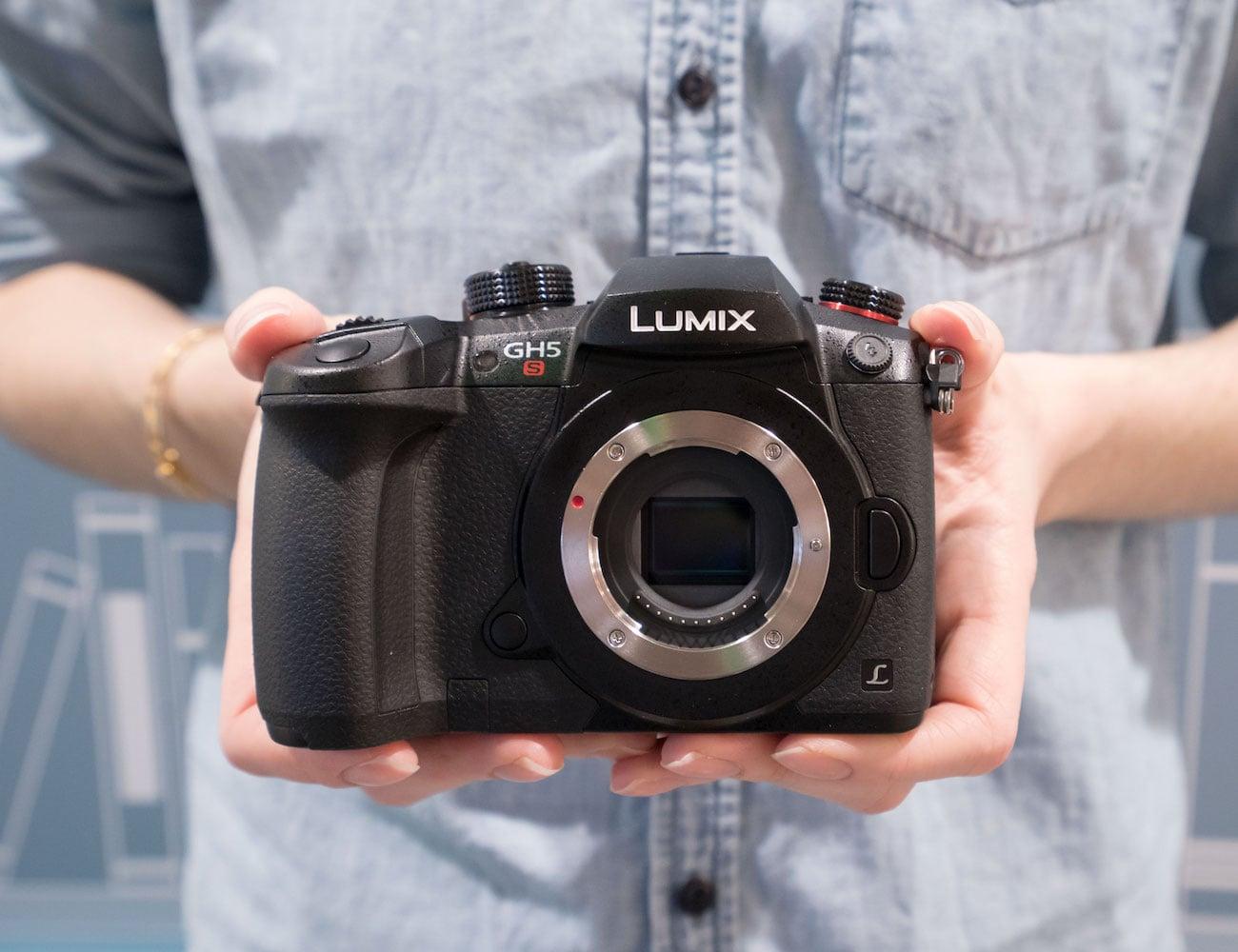 Mirrorless+4K+Camera