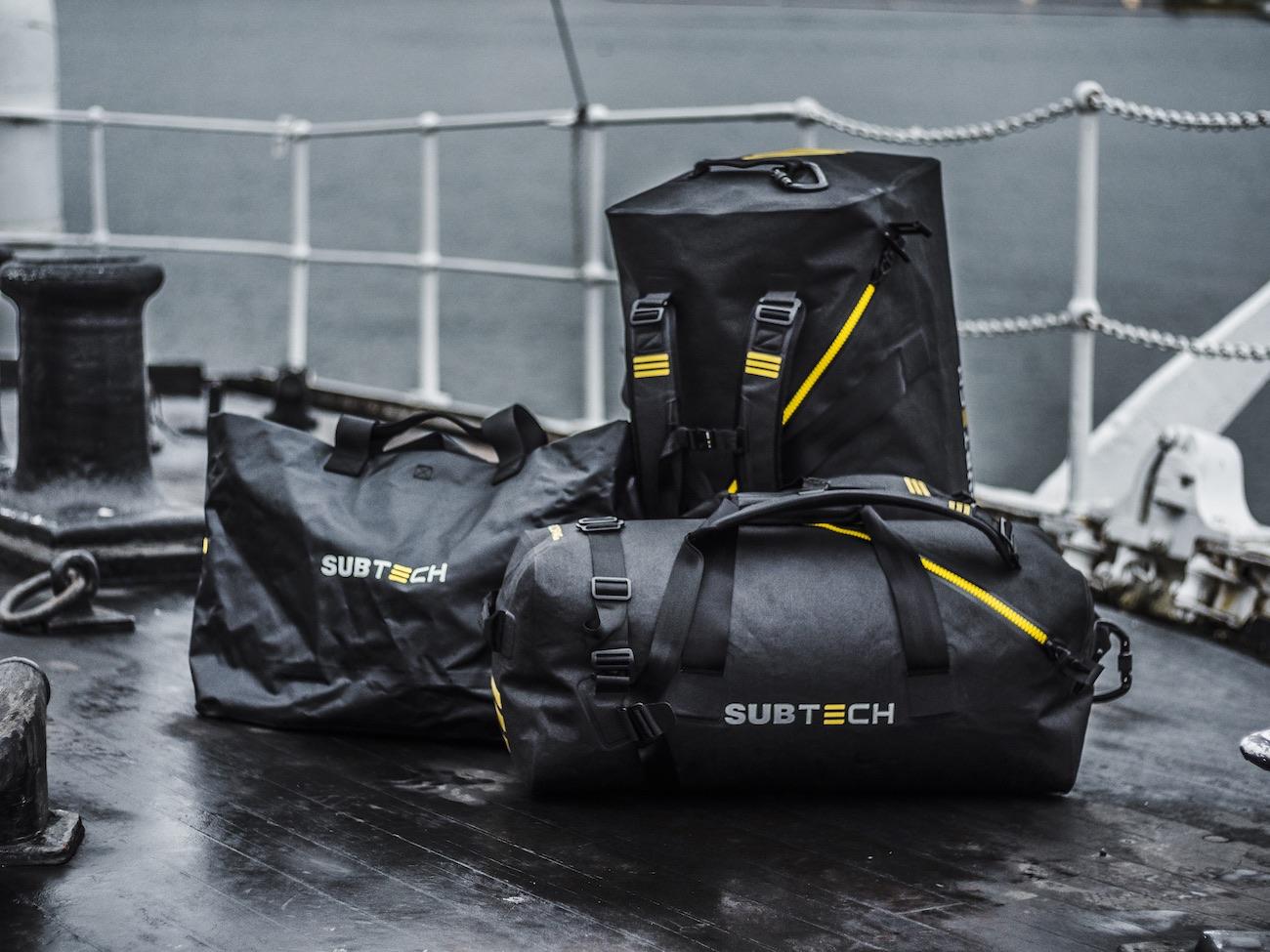 Pro Drybag 2.0 Waterproof Bag Series