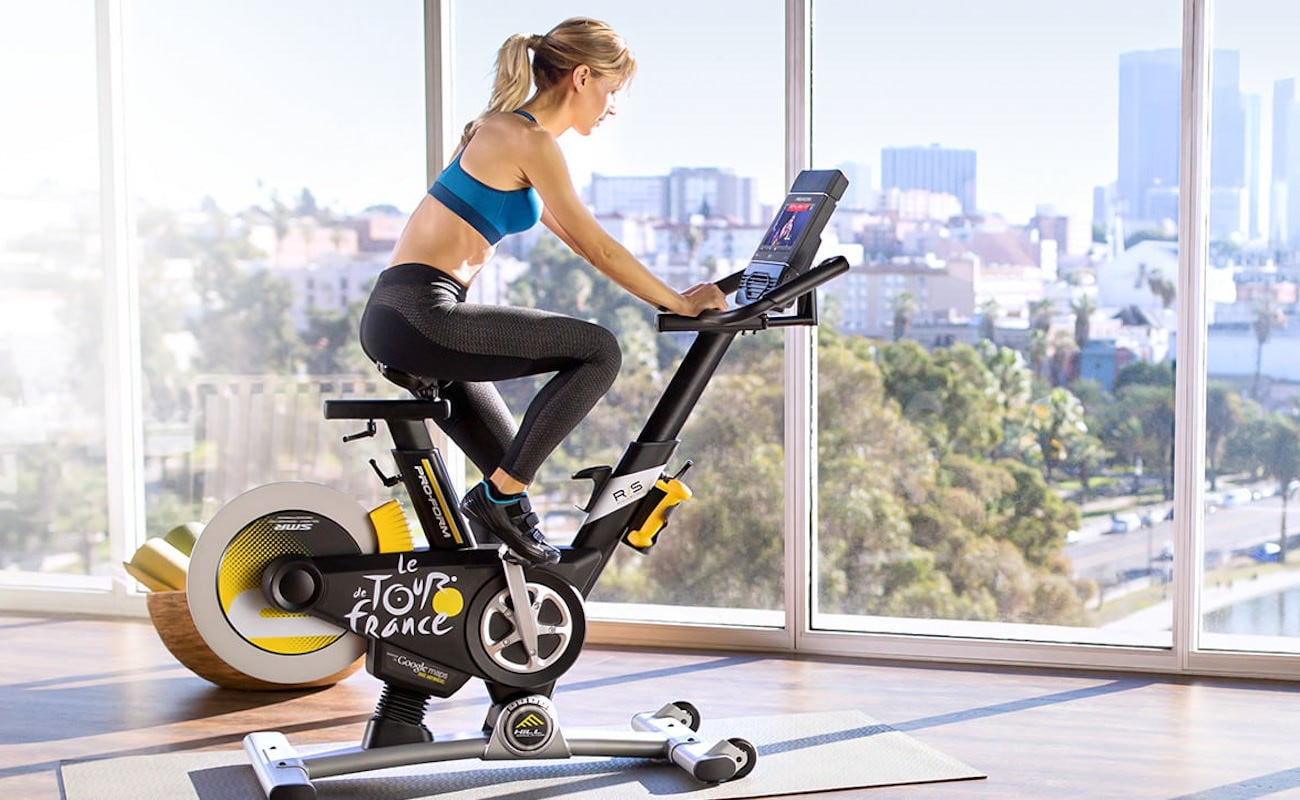 ProForm Studio Bike Pro Exercise Bike