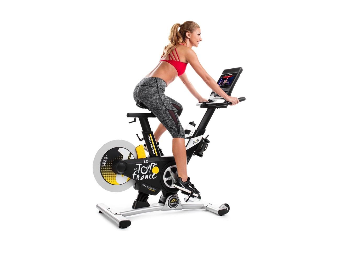 proform studio bike pro exercise bike gadget flow. Black Bedroom Furniture Sets. Home Design Ideas