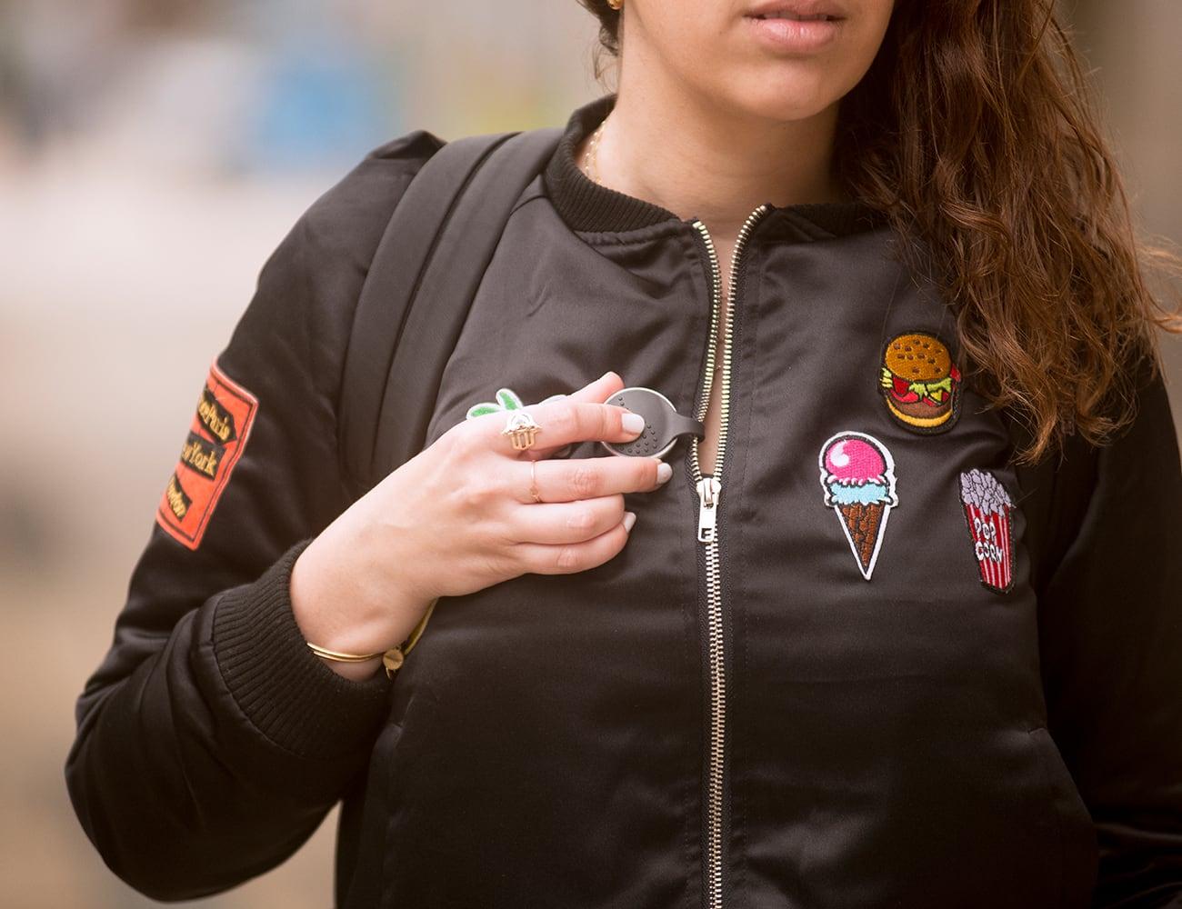 Athena – Smart Safety Wearable