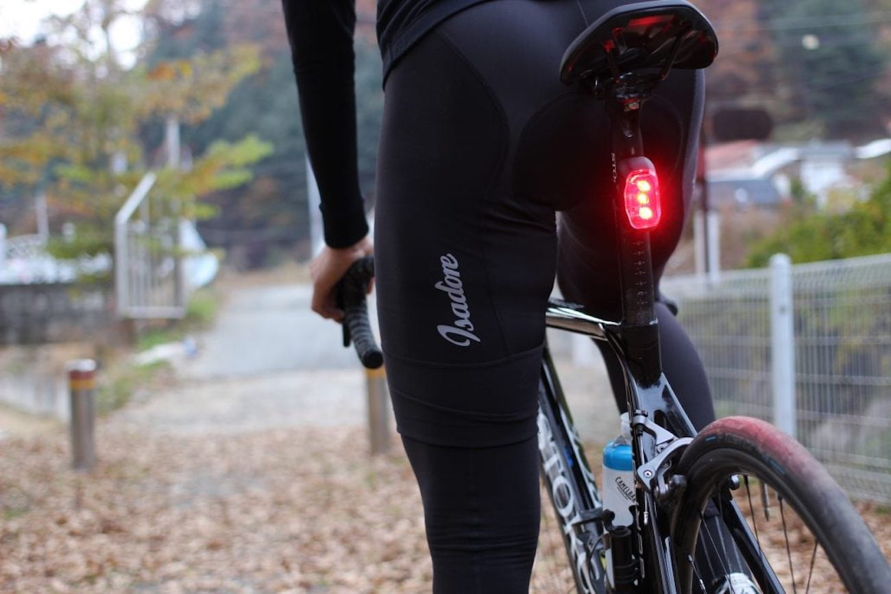 Rayo Smart Bicycle Tail Light
