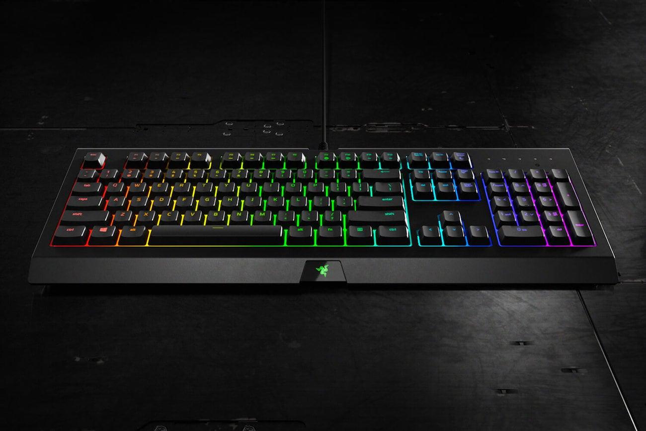 Razer blackwidow chroma v2 wired gaming keyboard