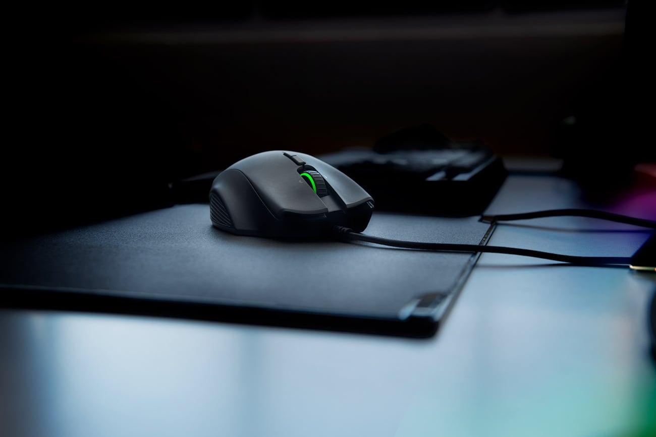 Razer Naga Trinity Modular Gaming Mouse