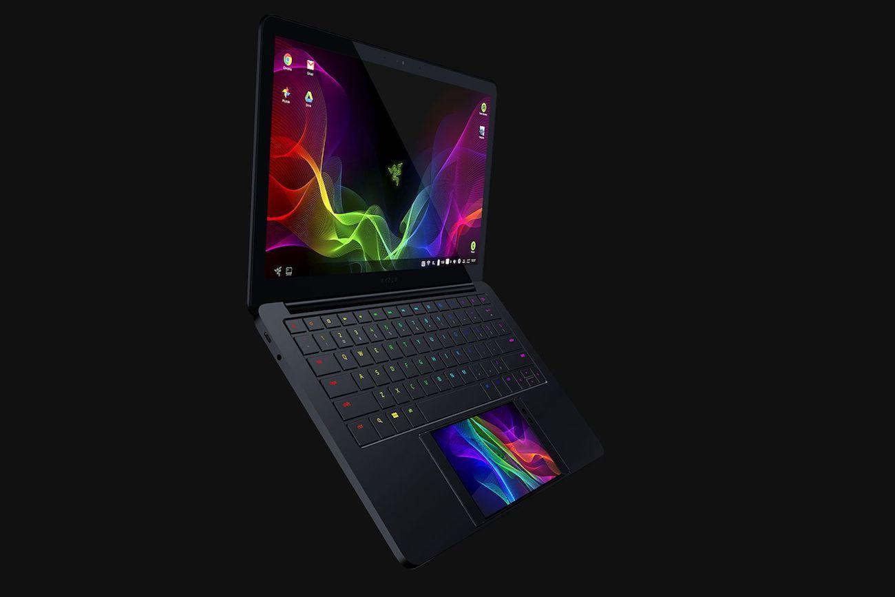 Razer Project Linda Phone Powered Laptop