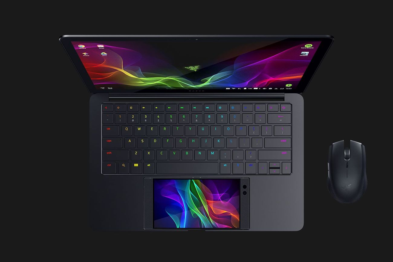 Razer Project Linda Phone Powered Laptop