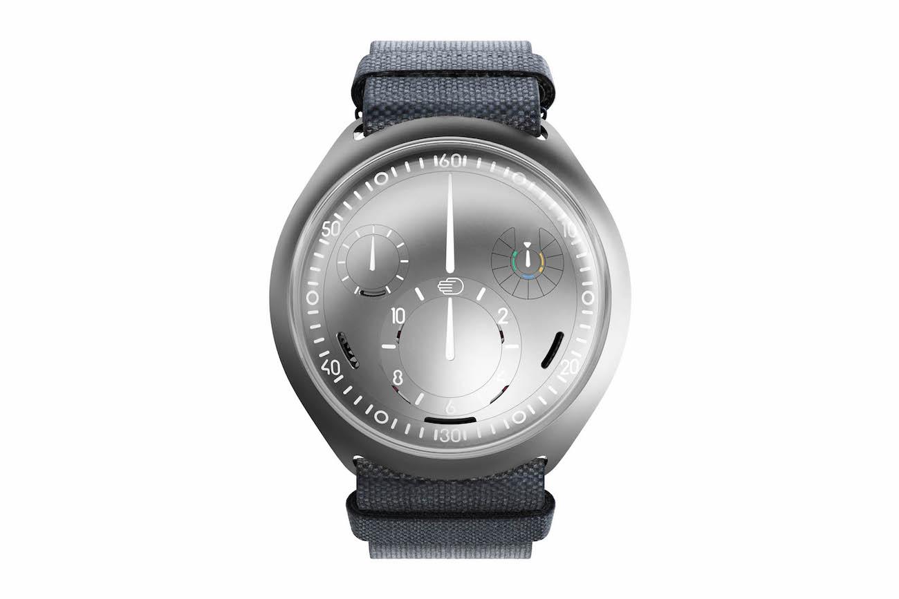 Ressence Type 2 E-Crown Self-Setting Mechanical Watch