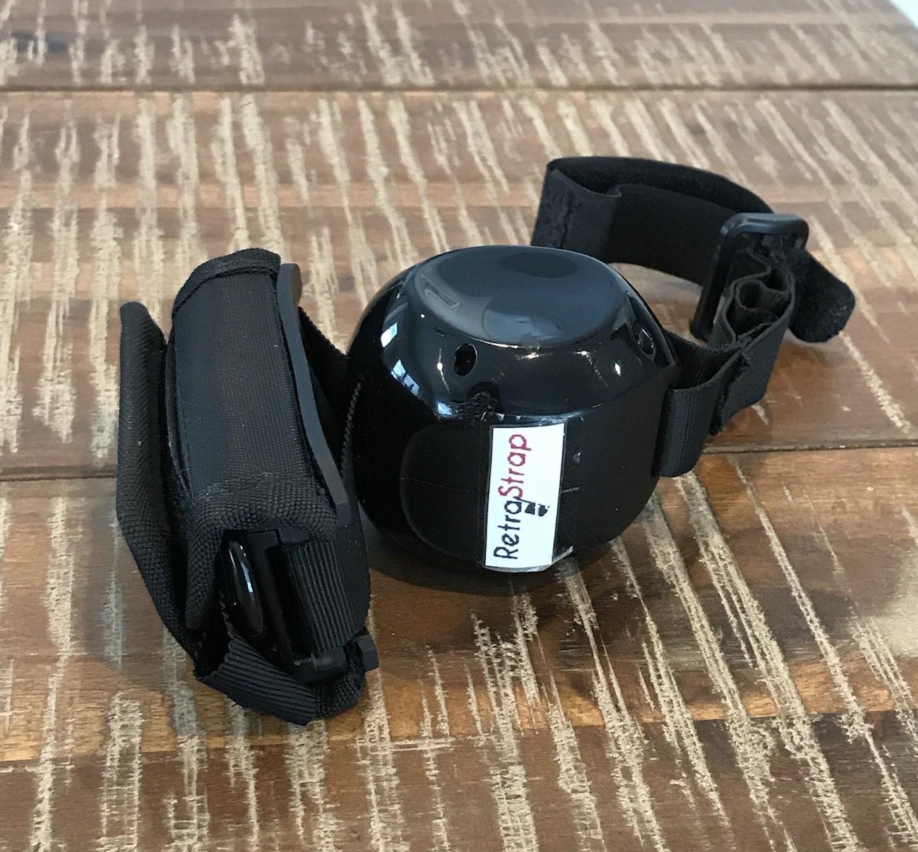 RetraStrap Anti-Theft Hands-Free Retractable Bag Strap