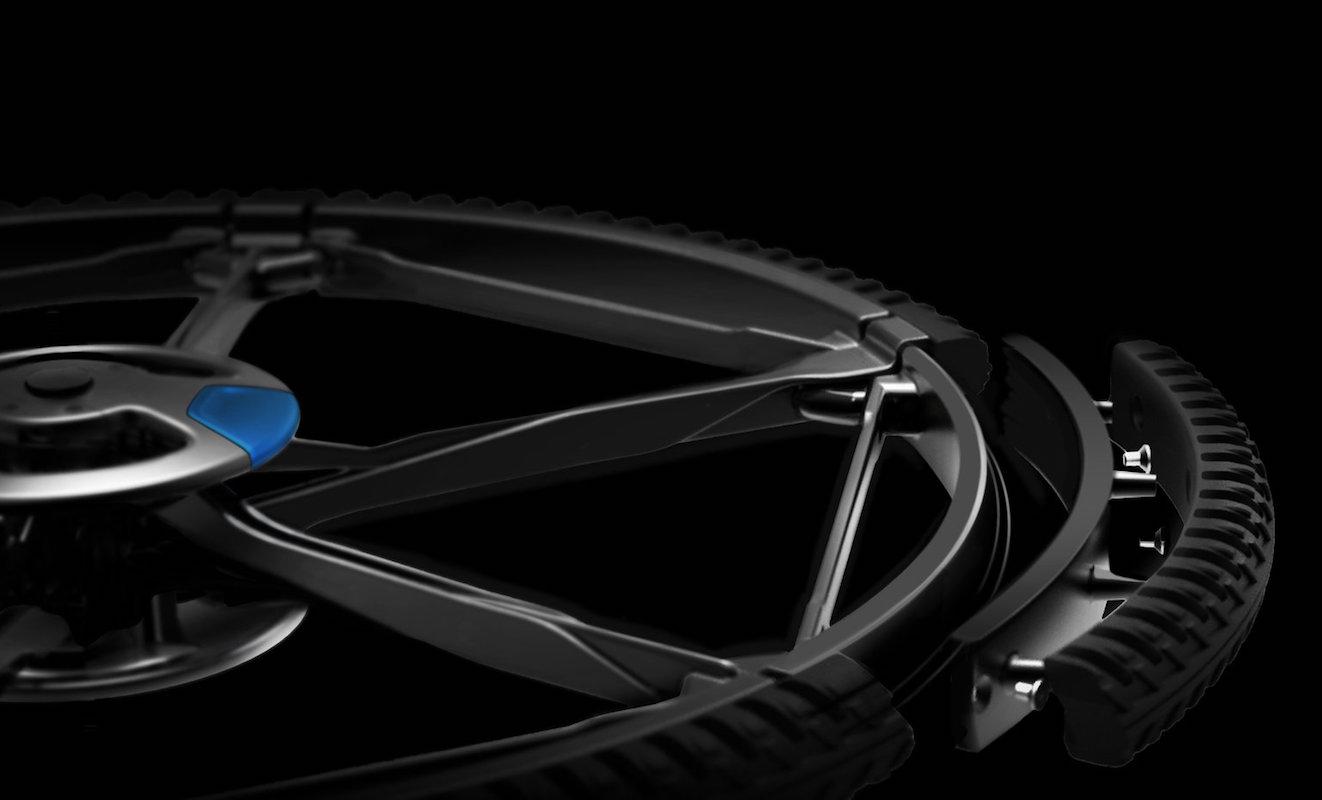 Revolve Airless Folding Wheel