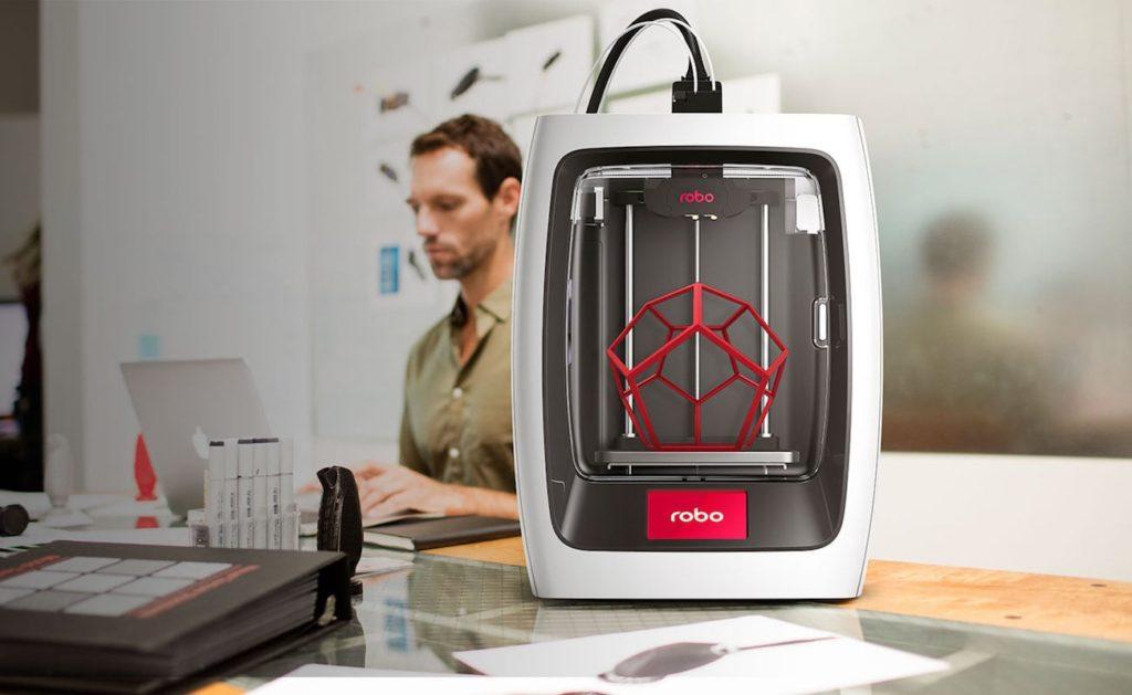 Robo+R2+Smart+Assembled+3D+Printer