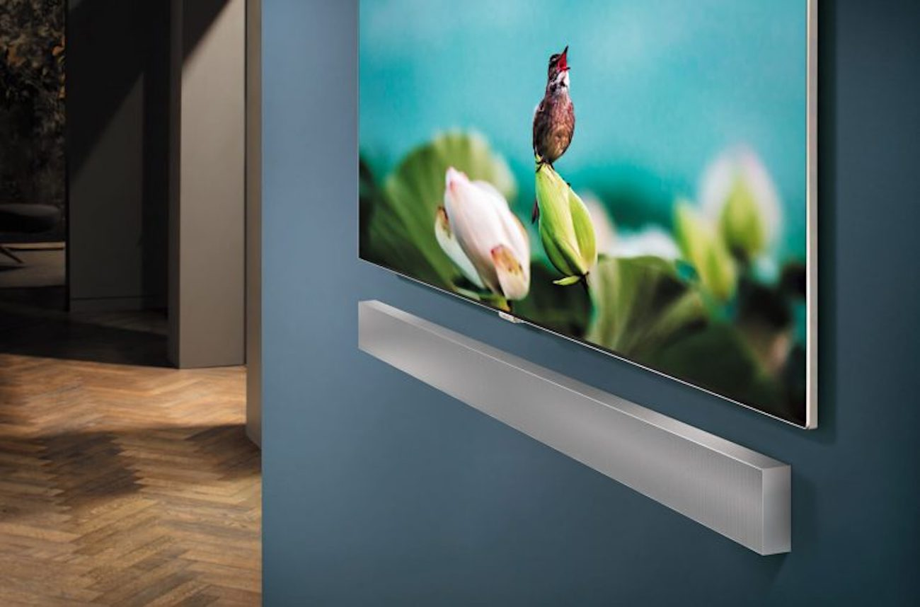 Samsung NW700 Wall-Mountable Soundbar