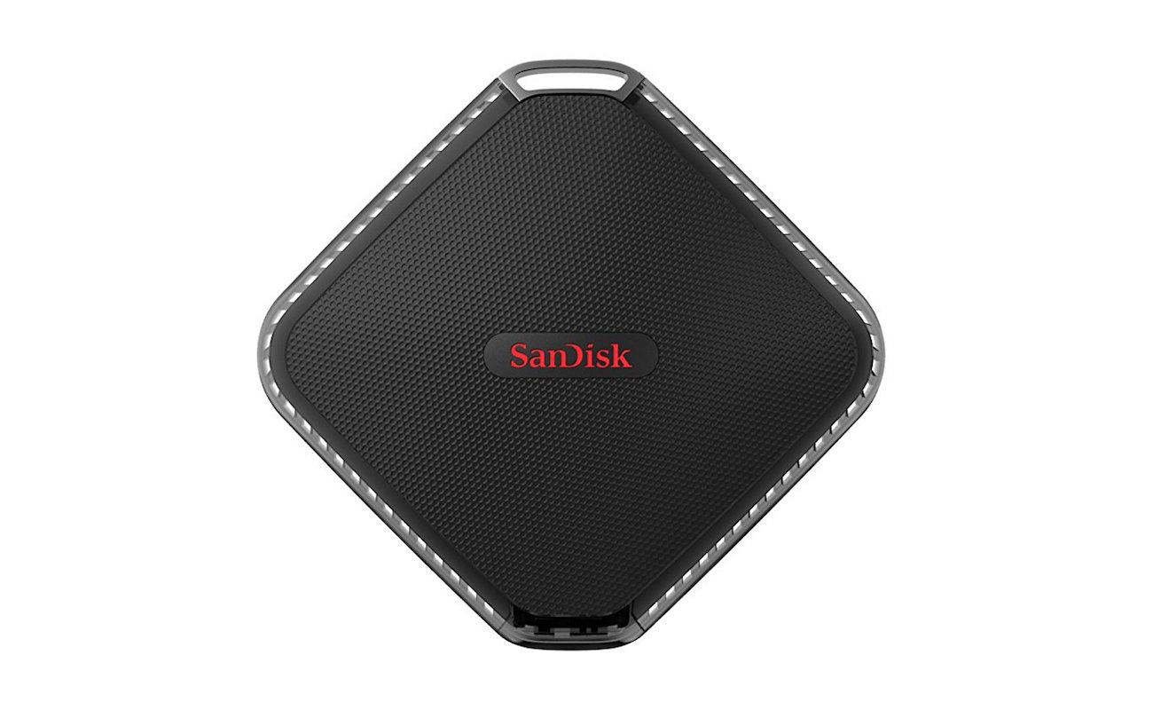 SanDisk Extreme 500 Portable SSD 500GB