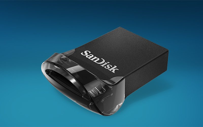 SanDisk Ultra Fit USB 3.1 Micro Flash Drive