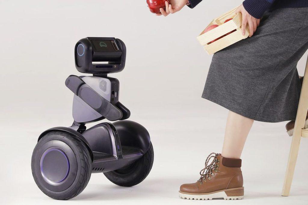 Segway+Loomo+Personal+Robot