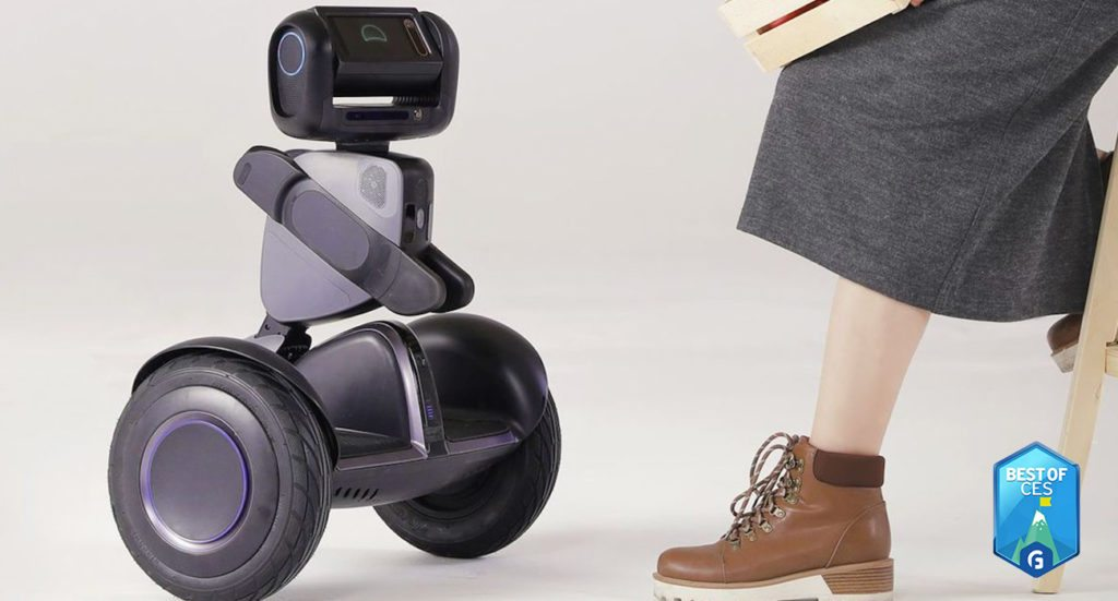 Segway Loomo Personal Robot CES 2018