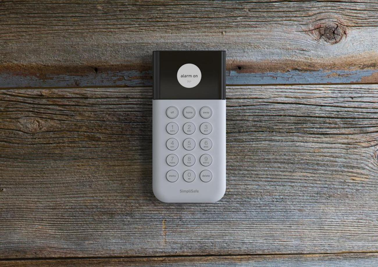 SimpliSafe Compact Home Security System
