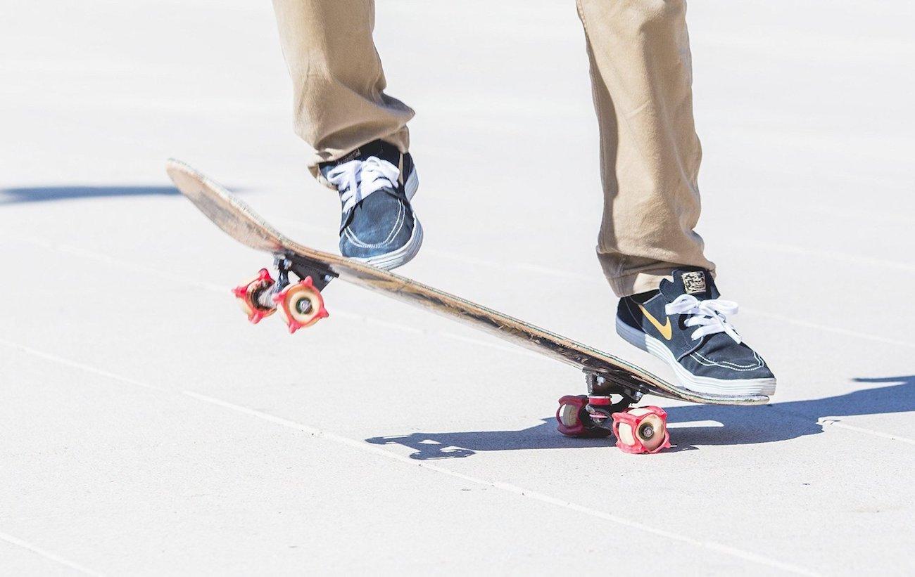 SkaterTrainer Skateboard Training Aid » Gadget Flow
