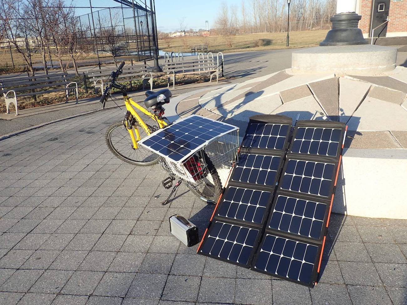 Solar Basket Universal Solar Upgrade Kit