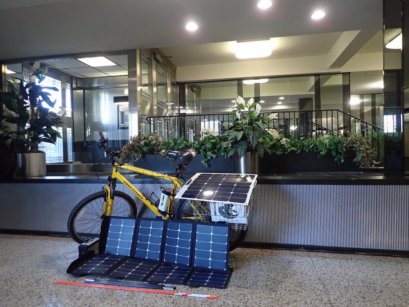 Solar Basket Universal Upgrade Kit